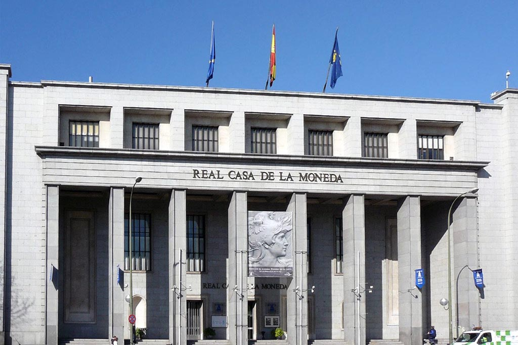 Музей монетного двора в Мадриде