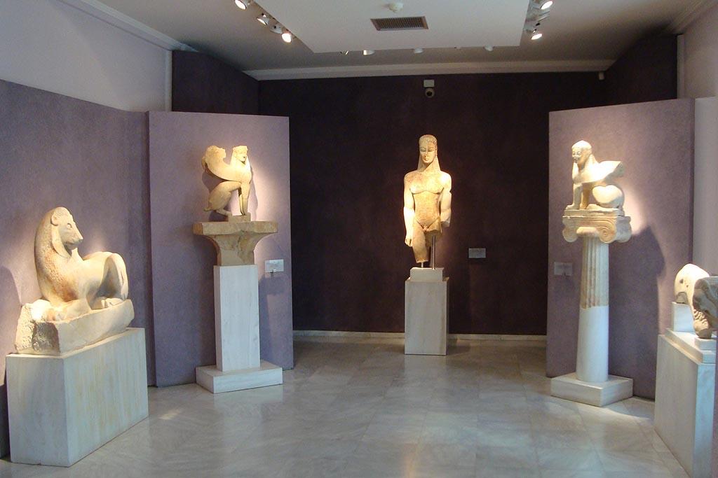 Музей Керамикос, Афины