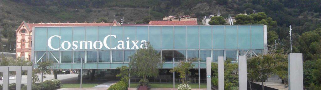 Музей науки Cosmocaixa, Барселона