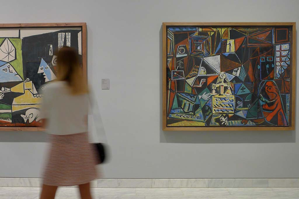 Барселона — музей Пикассо