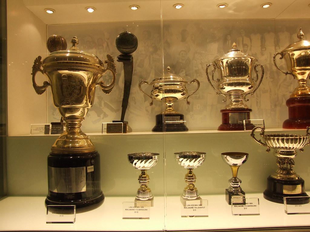 Музей ФК «Реал» Мадрид