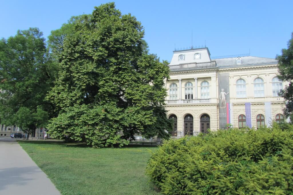 Экскурсии в Национальном музее Словении