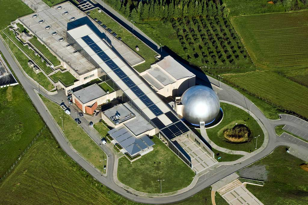Музей технологии Noesis в Греции
