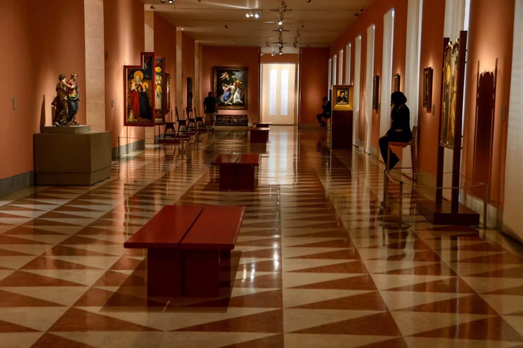 Музей из «золотого треугольника» Мадрида