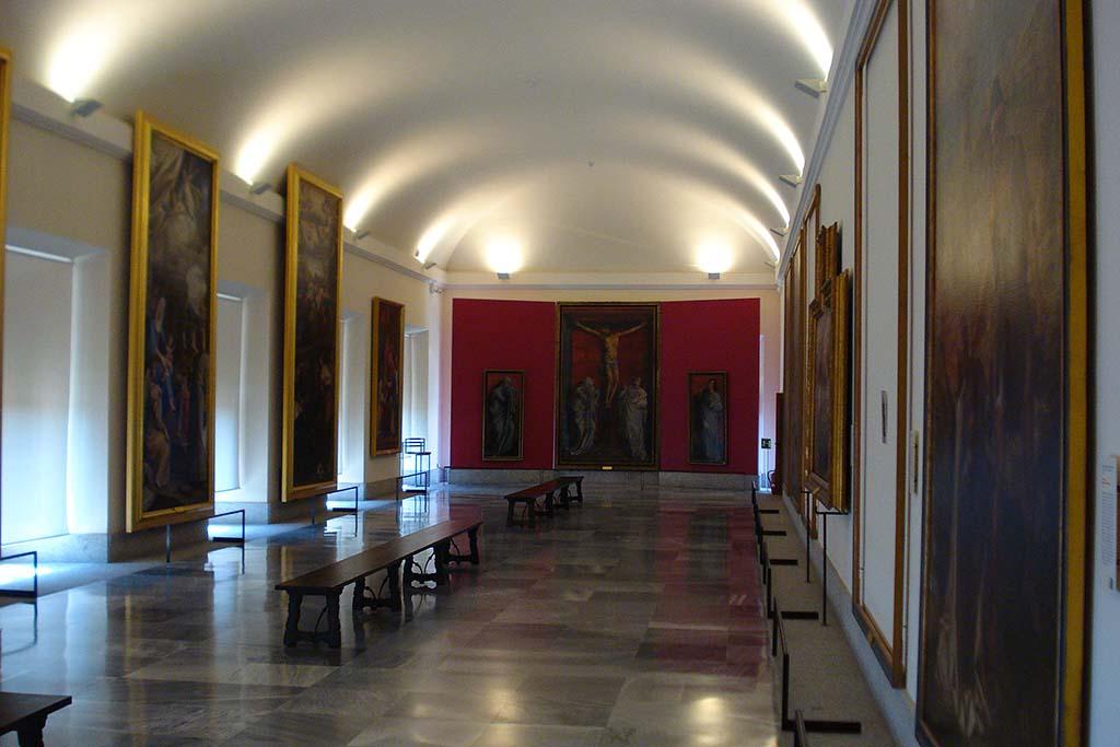 Эль Эскориал — музей