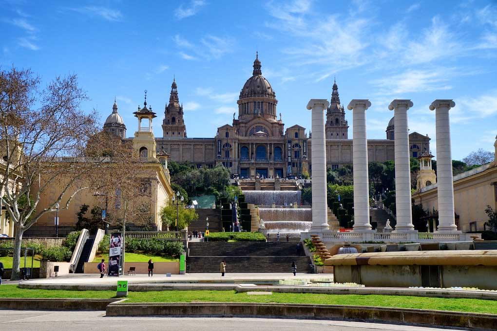 Музей искусства Каталонии, фото