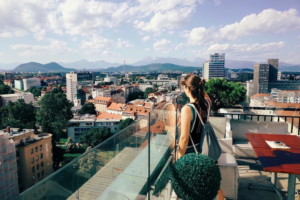 Неботичник в Любляне