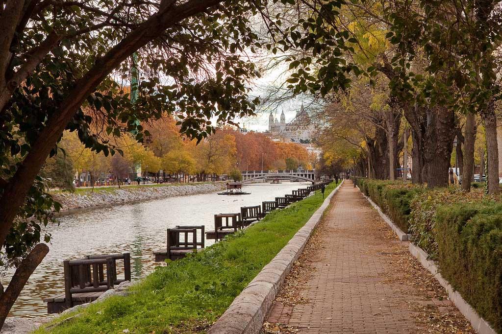 Мадрид, ноябрь