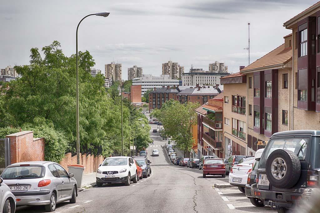 Где поселиться в Мадриде туристу