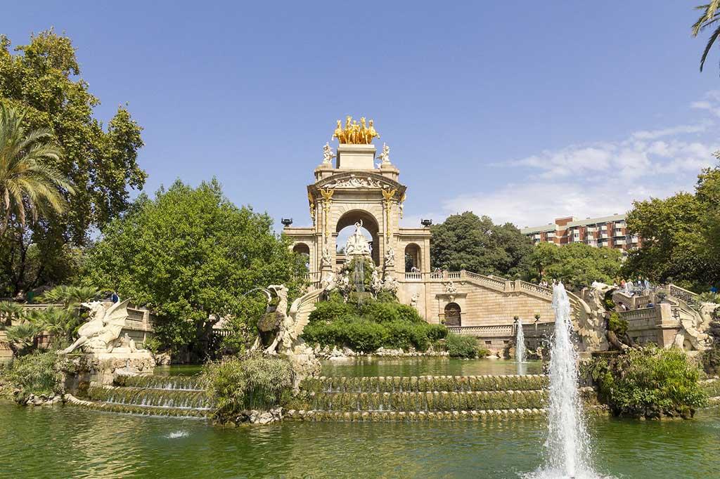 Достопримечательность Барселоны — парк Цитадели
