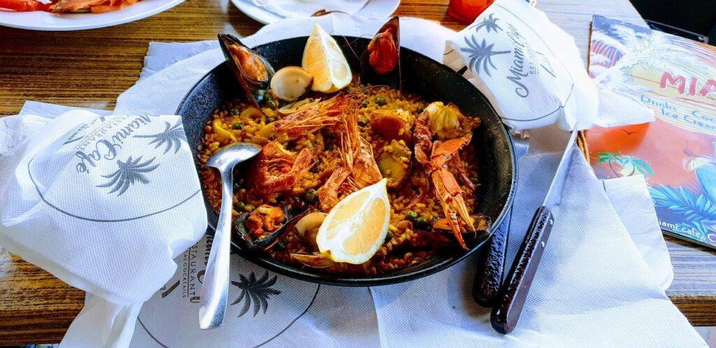 Традиционная кухня Испании