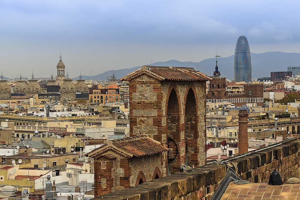 Экскурсии, церковь Санта Мария дель Мар, Барселона