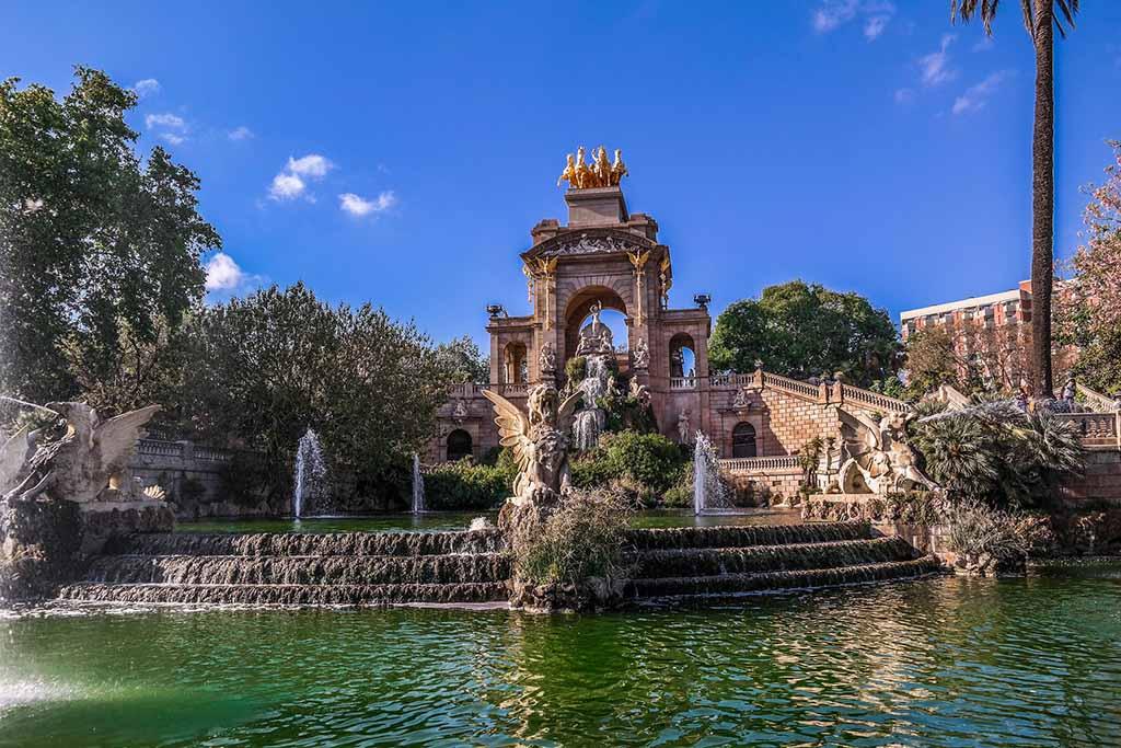 Достопримечательности в центральном районе Барселоны
