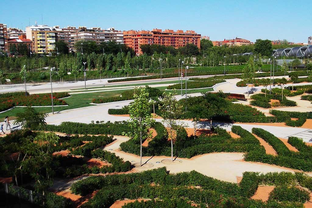 Достопримечательности Мадрида — Парк Мадрид Рио