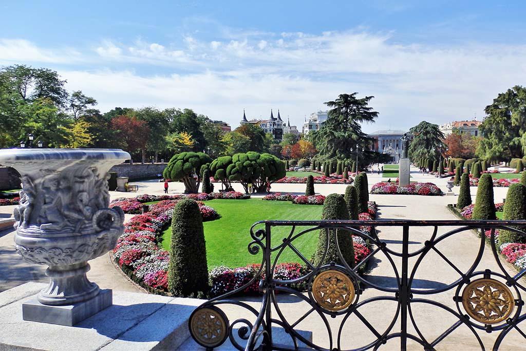 Ретиро — парк в Мадриде