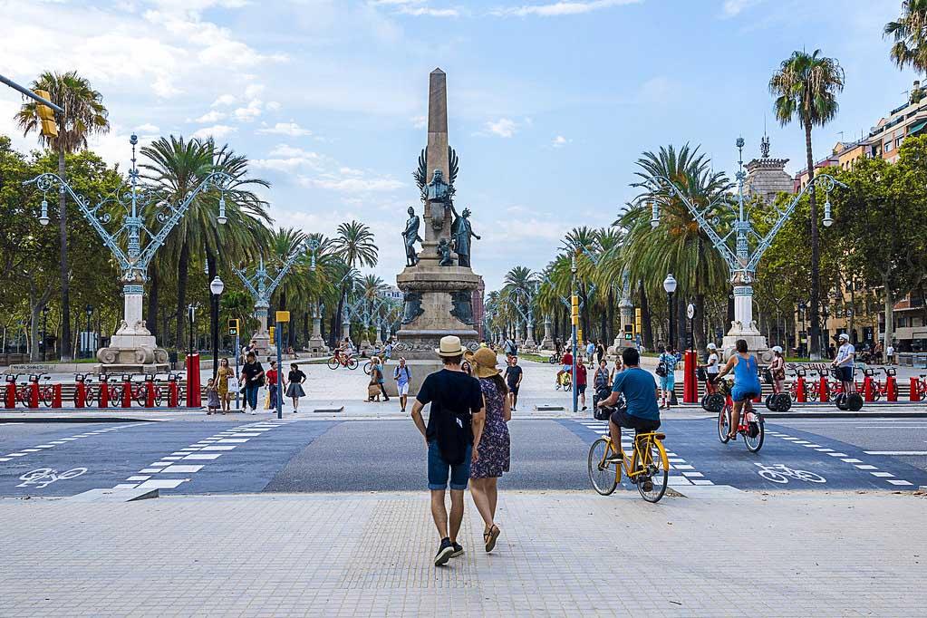 Как добраться до парка Цитадель, Барселона
