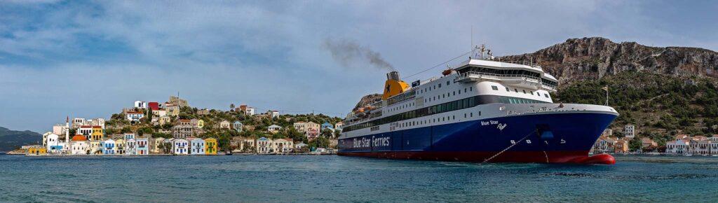 Транспорт Греции