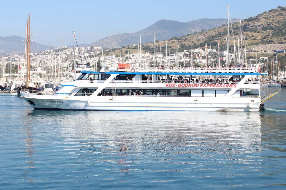 Паромы как основной транспорт Турции