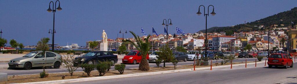 ПДД в Греции