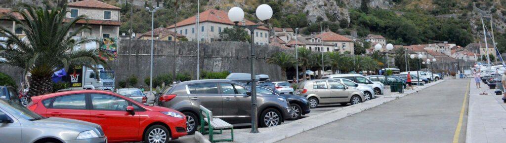Аренда авто и ПДД в Черногории