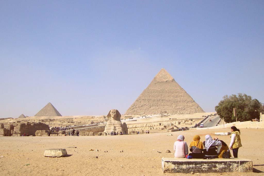 Экскурсии в Египте, карантин
