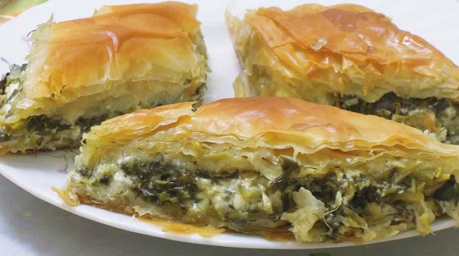 Традиционные блюда в Афинах