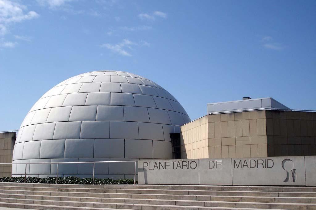 Мадридский планетарий