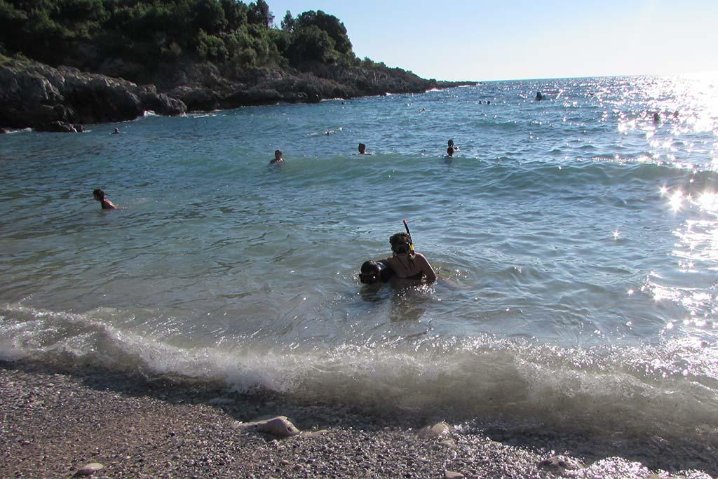 Черногория пляжный отдых с детьми