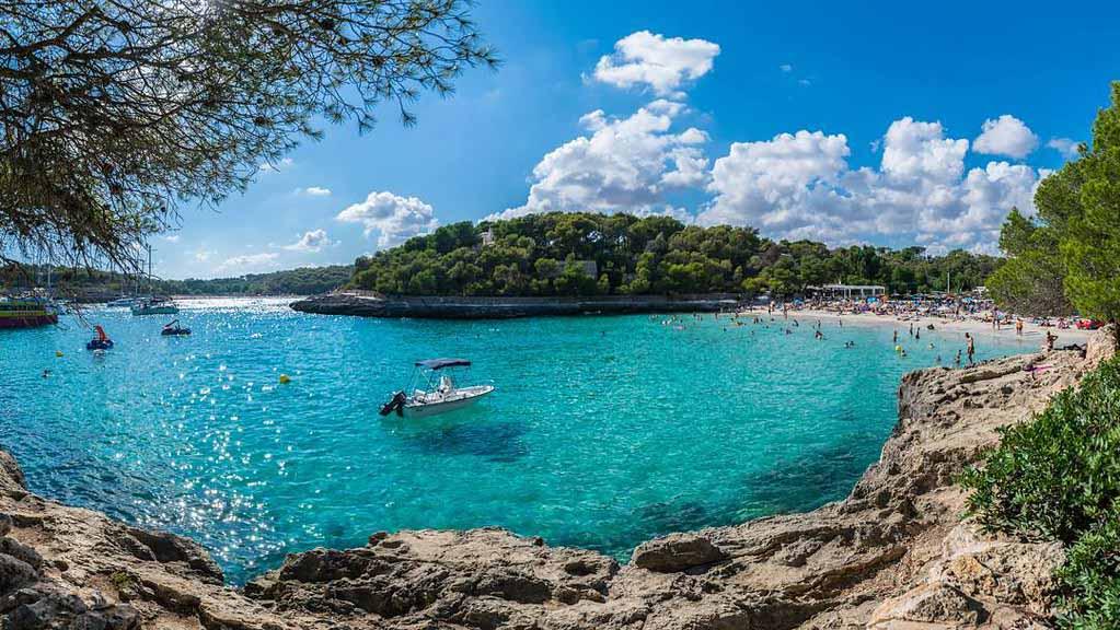 Пляжи Майорки — природный парк Мондраго