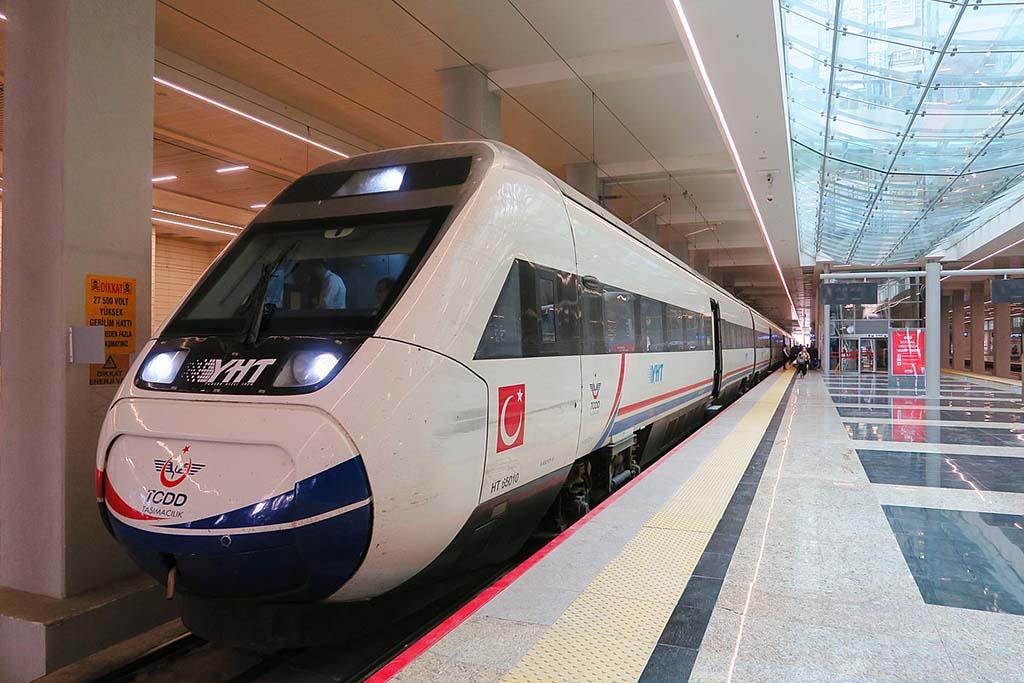 Железная дорога Турции