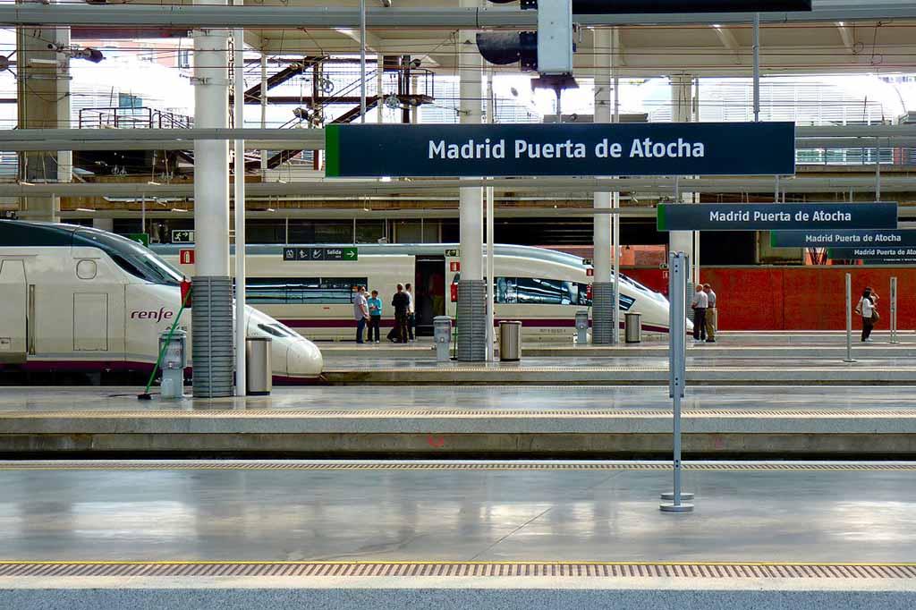 Станция метро Аточа-Ренфе — Мадрид