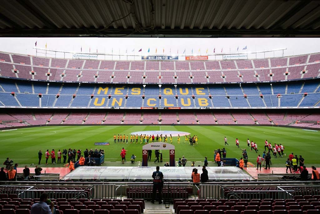 Стадион ФК Барселона, когда лучше посетить