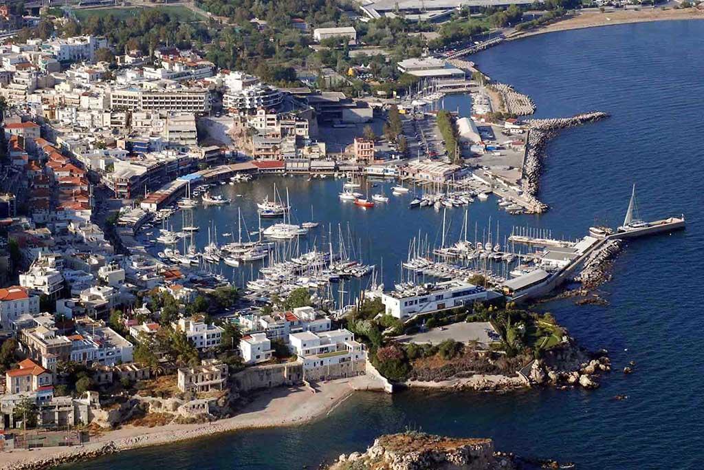 Порт Пирей, фото