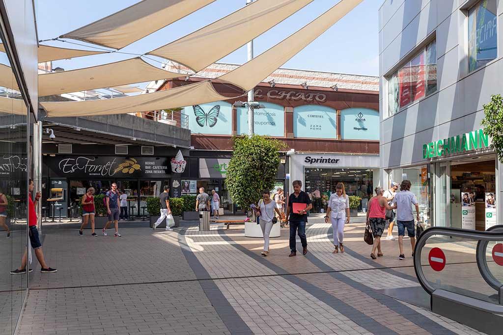 Торговые центры Майорки