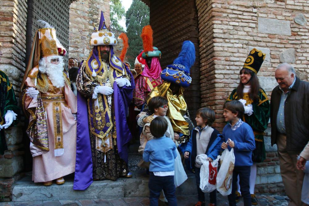 Праздник для детей в Испании