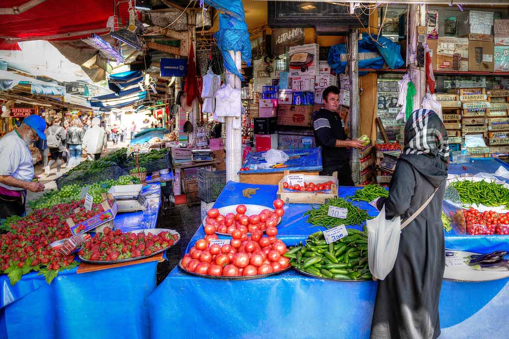 Рынки в Турции
