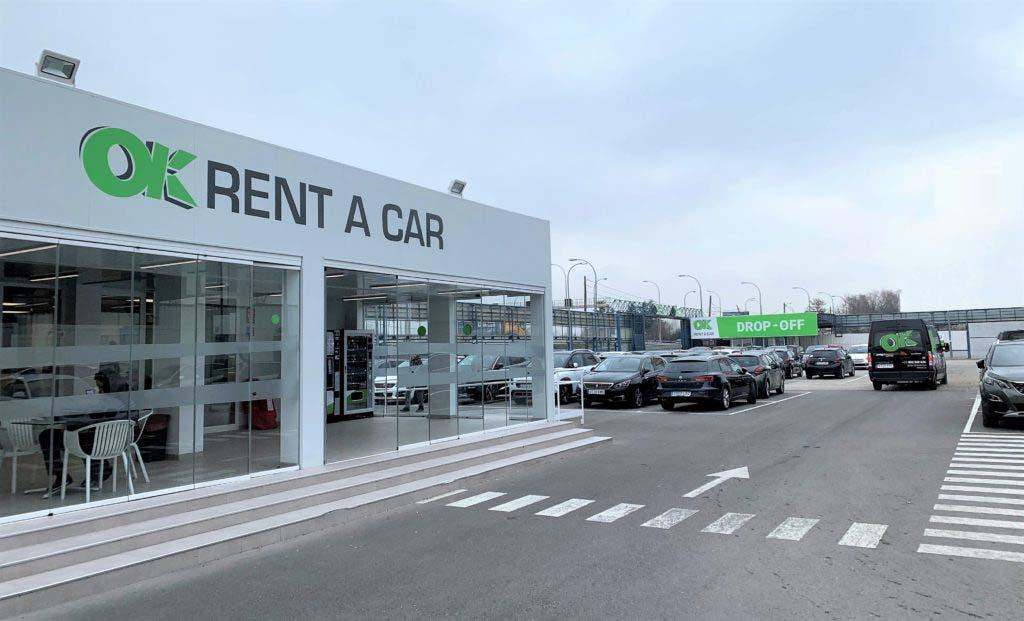 Где взять в аренду машину в Мадриде