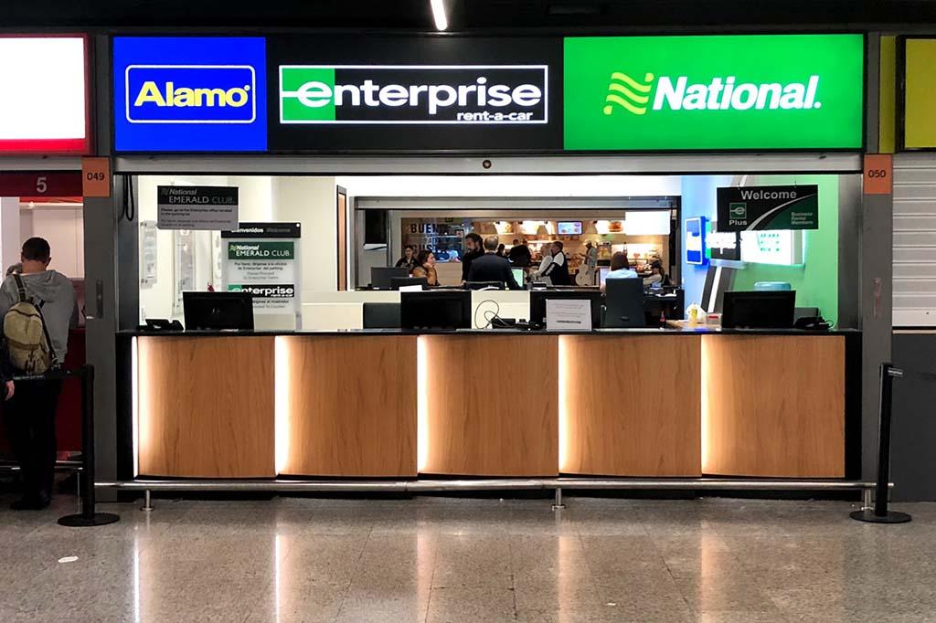 Взять авто напрокат в аэропорту Пальма, Майорка
