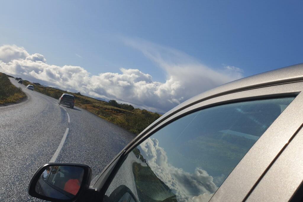 Путешествие на авто