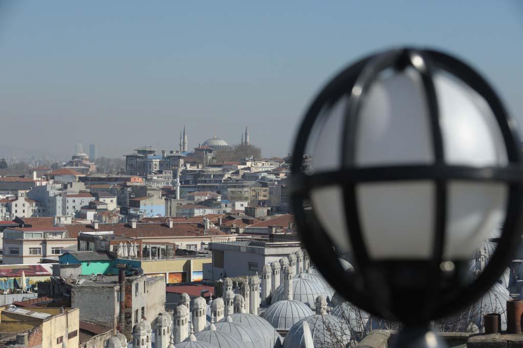 В каком районе поселиться в Стамбуле