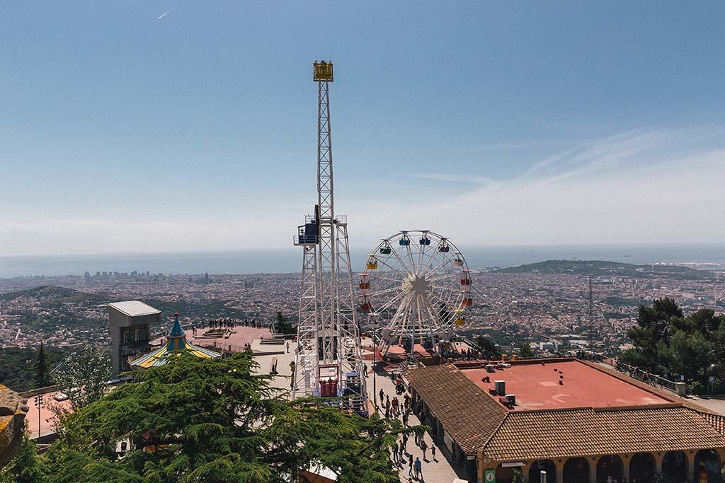 Где лучше поселиться в Барселоне