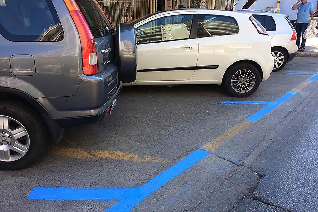 Парковки Греции