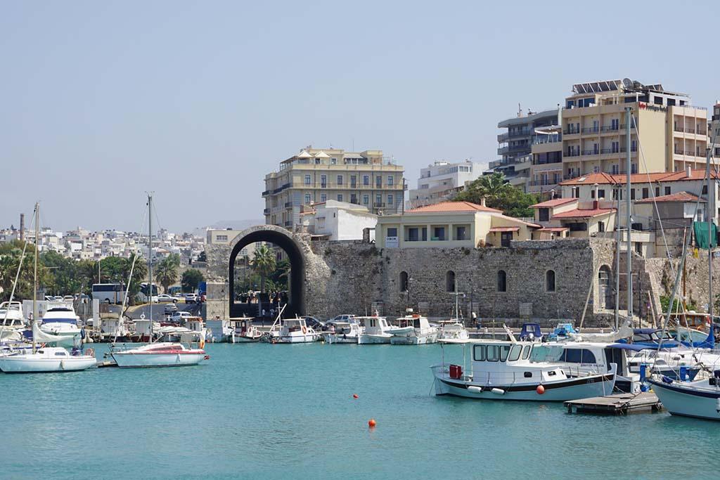 Регионы Крита