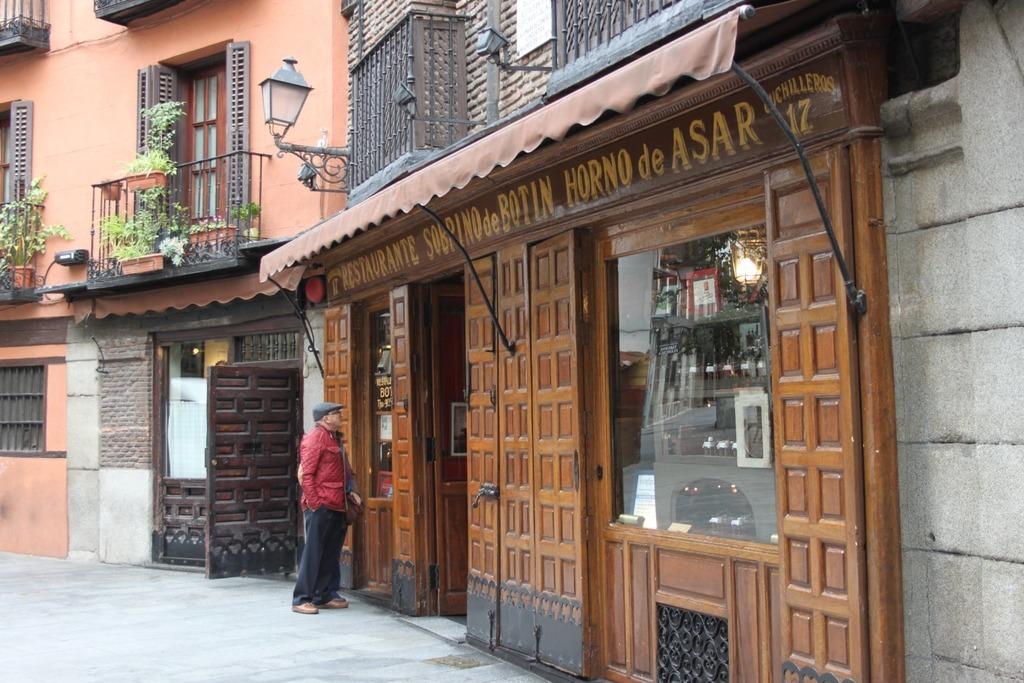 Рестораны Испании — Restaurante Botin