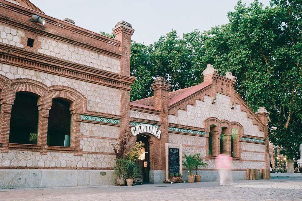 Международный центр искусства Матадеро