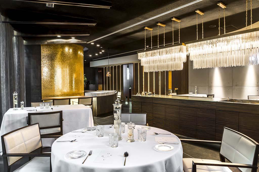Мишленовский ресторан в Мадриде