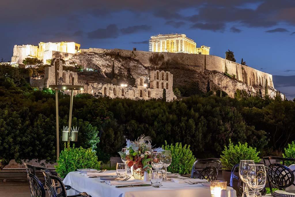 Лучшие рестораны Афин