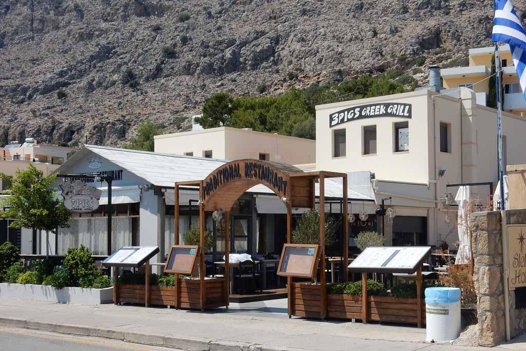 Рестораны Греции