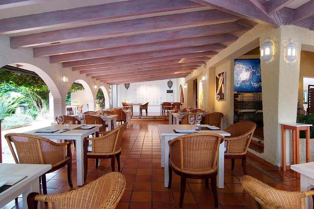Ресторан, где шеф-повар женщина, остров Майорка