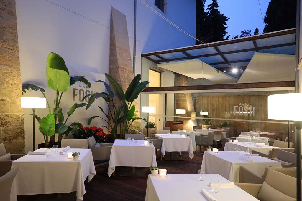 Средиземноморская кухня на Майорке — ресторан Marc Fosh